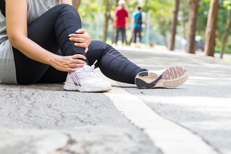 Sportsteunzolen ter preventie van blessures